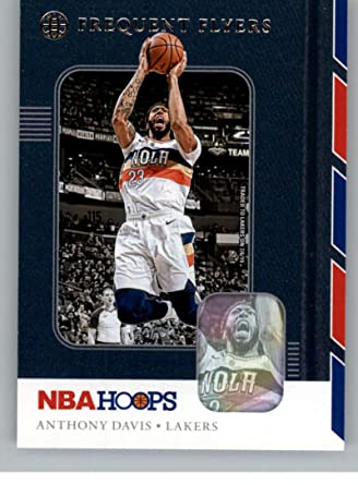 Amazon Com 2019 20 Panini Hoops Frequent Flyers 2 Anthony