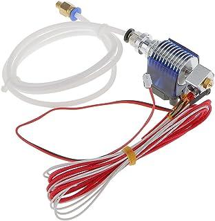 Alle Metall Hotend Kit Düse Metall V6 Extruder Druckkopf für 3D-Drucker 1.75mm Glühfaden - 0.4mm