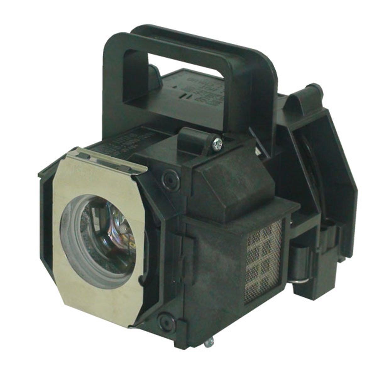オリジナル Osram プロジェクター交換用ランプ Epson ELPLP49用 Platinum (Brighter/Durable) Platinum (Brighter/Durable) Lamp with Housing B07KTL6TQX