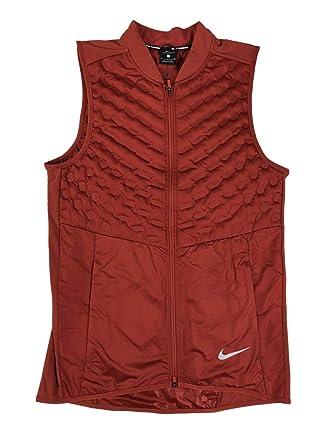 eba0d11e0 Amazon.com: Nike Men's AeroLoft Running Vest 928501: Clothing