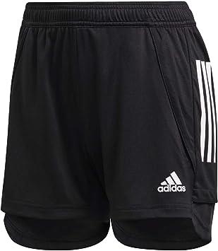 polla Duque Heredero  adidas Condivo 20 Training Shorts - Pantalón Corto Mujer: Amazon.es:  Deportes y aire libre