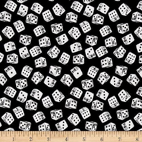 Dice Fabric - 1