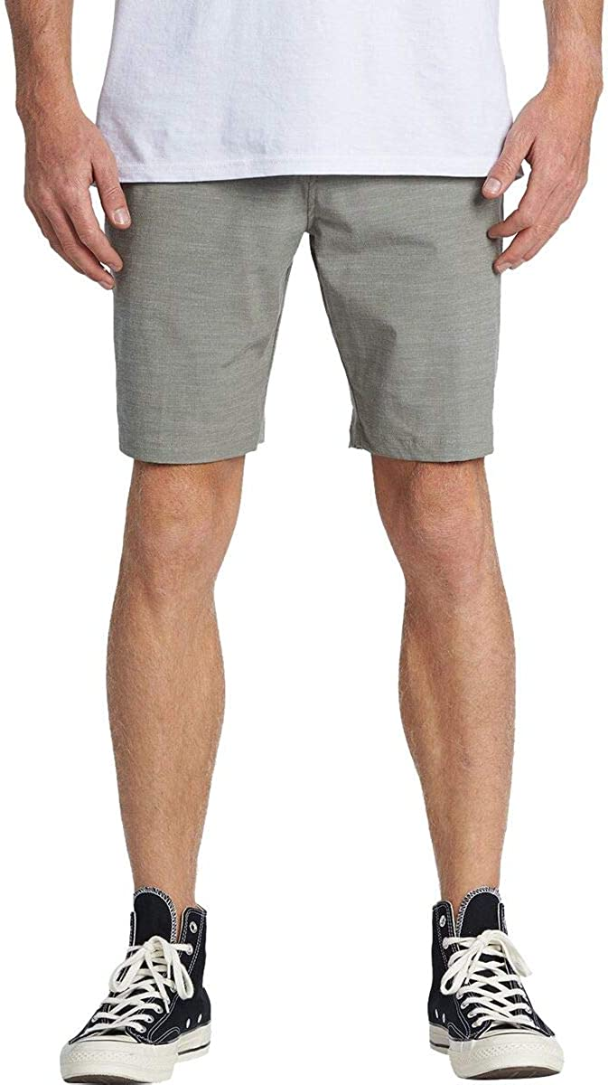 Billabong Men's New Order Slub Submersible Walkshort