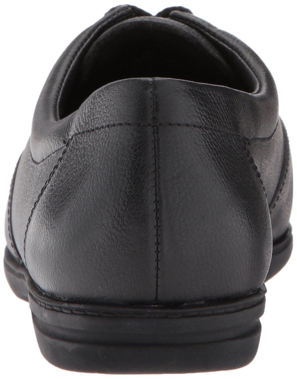 Easy Spirit Women's Motion Lace up Oxford B0002QRO9M 8.5 2A US|Black