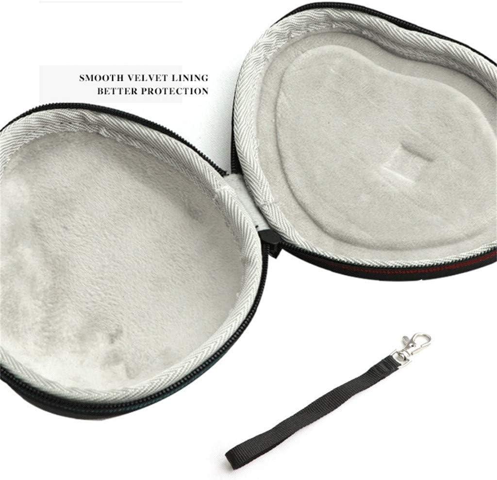 Yeefant Hard Carrying Receiving Case for Logitech MX Ergo EVA Wireless Mouse Portable Storage Portable Bag Durable