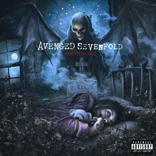 CD : Avenged Sevenfold - Nightmare [Explicit Content] (CD)
