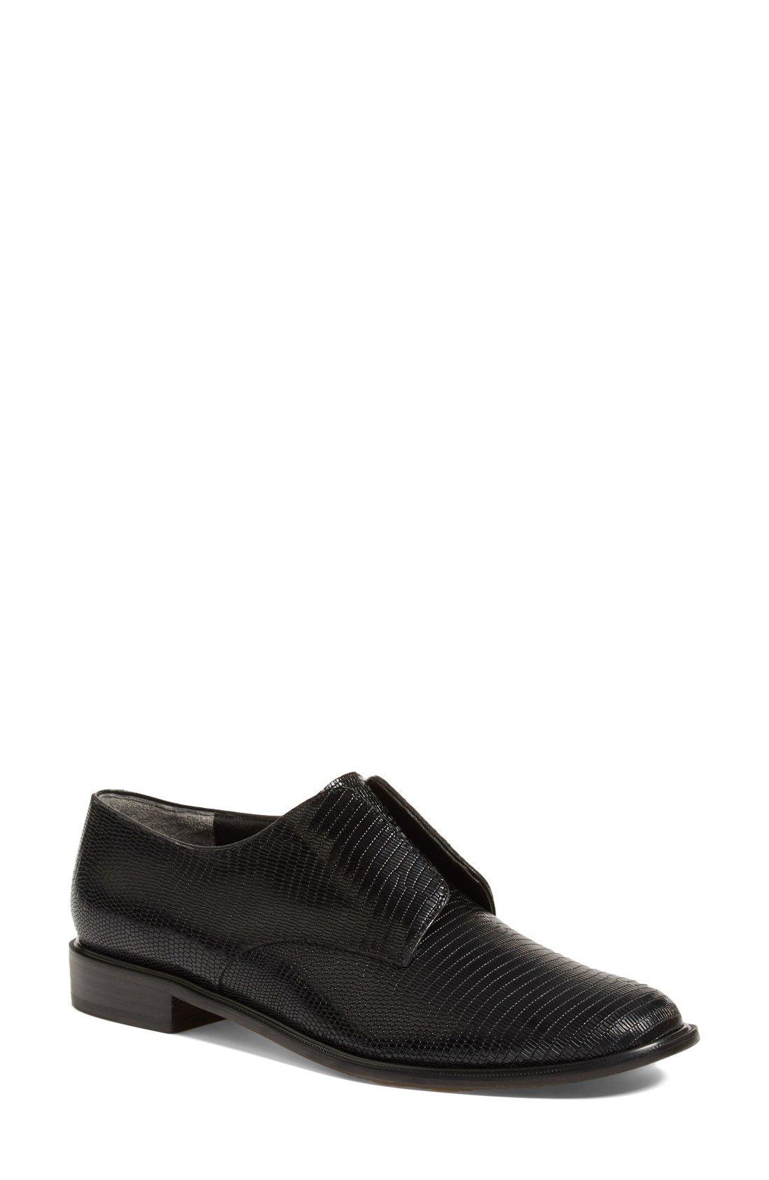 Robert Clergerie Black Jamo Shoes Size 9