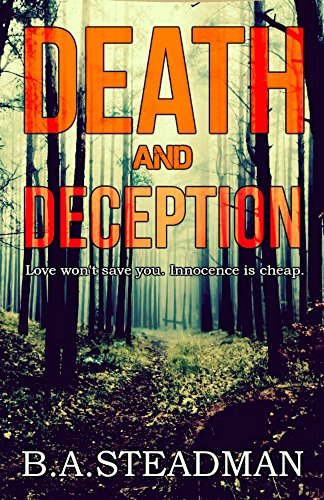 Death Deception Hellier case Book ebook product image