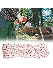 Starter Rope, Starter Cord Diameter 5.0mm Nylon Material Great Replacement Durable in Use for Brush Cutter Engine Parts