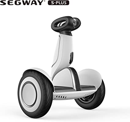 Amazon.com: SEGWAY Ninebot S-Plus Smart Auto Equilibrio ...