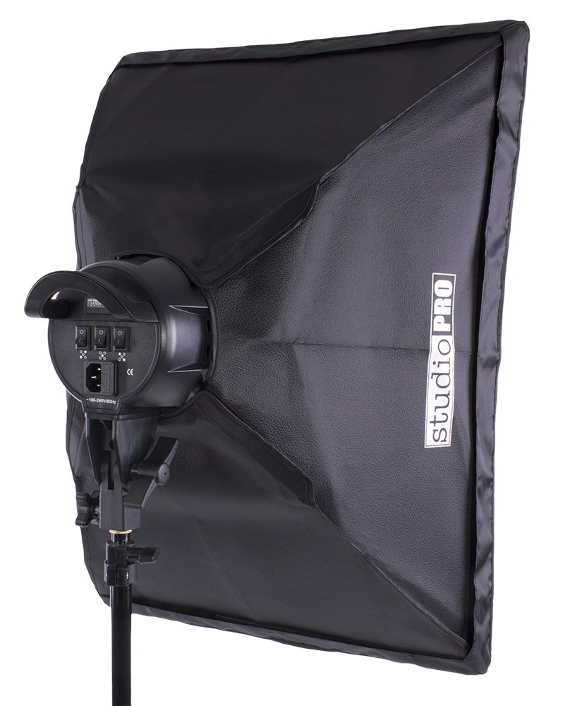 Fovitec - 2x 20'' x 28'' Softbox Continuous Lighting Kit w/ 2000W Equivalent Total Output - [Includes Stands, Softboxes, 10x 45W Bulbs] by Fovitec (Image #1)