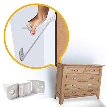 Amazon Com Skyla Homes Tv And Furniture Anchors 6 Pack Anti