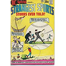 DC Special #9 Strangest Sports Stories Fine - condition DC