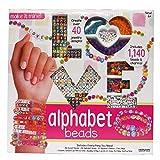 Make it Mine Kid's Alphabet Beads Jewelry Making Kit