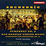 Symphony No. 2/ Old Russian Ci
