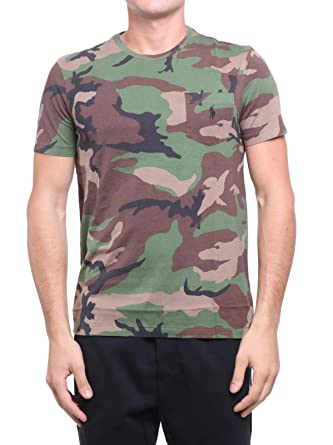 Ralph Lauren T-Shirt Uomo Custom Fit