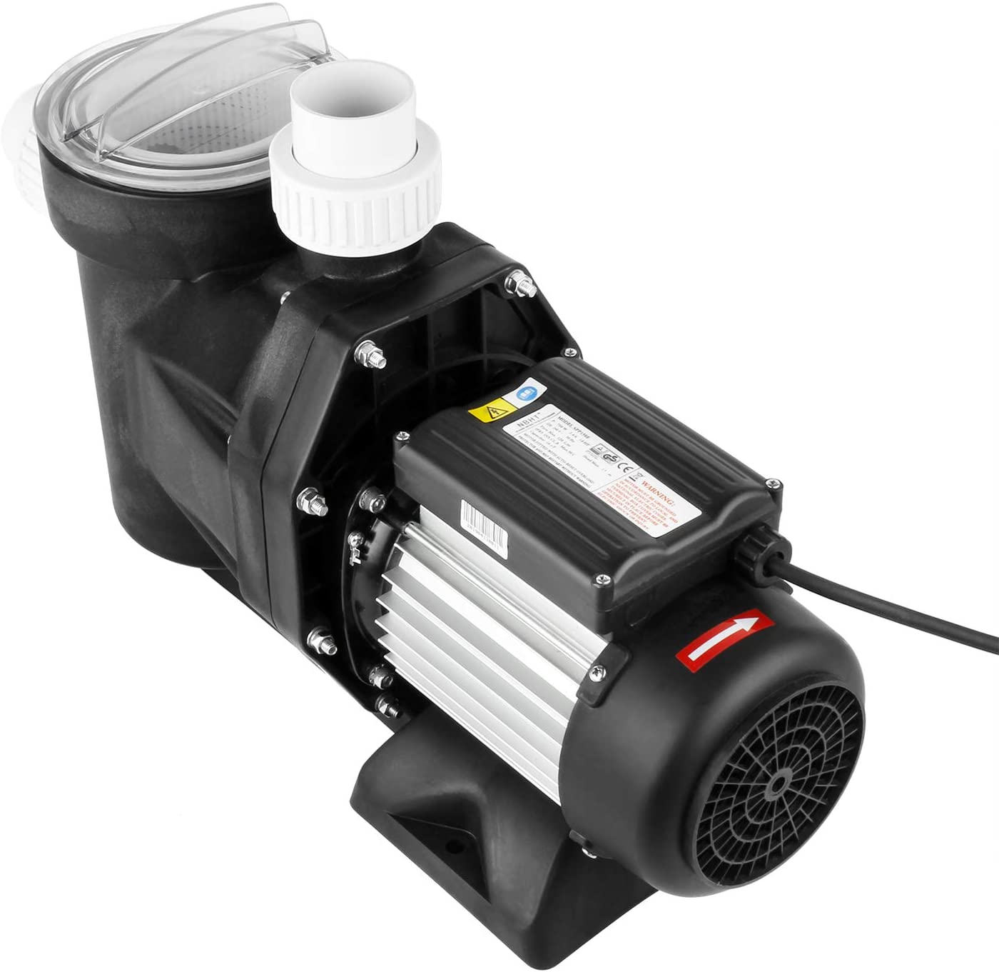 Bomba de Filtro para Piscina 33600L//h 1500W Forever Speed