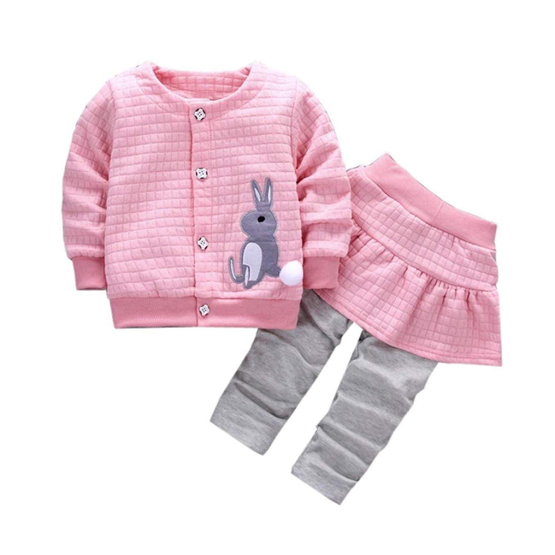 c5b972714a Trajes de Invierno de Manga Larga para bebés recién Nacidos 0-2 años de  Edad