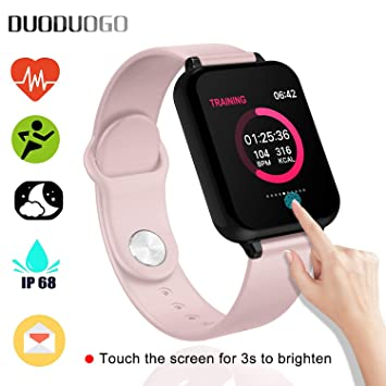 DUODUOGO Smartwatch: Amazon.es: Electrónica