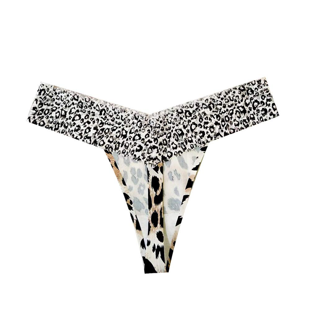 Ninasill Woman Large Size Sexy Leopard Print Lace Thong Perspective Hollow Erotic Underwear Tight Sex Suit by Ninasill Erotic underwear (Image #2)