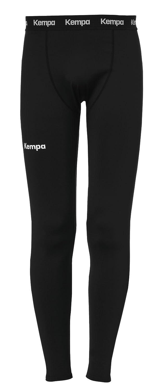 TALLA 128. Kempa Tights Pantalón de Entrenamiento, Hombre, Negro, 128