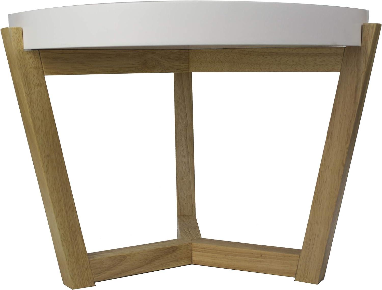 HomeRoots 294807-OT Furniture - Mueble de Cocina, Color Blanco: Amazon.es: Juguetes y juegos