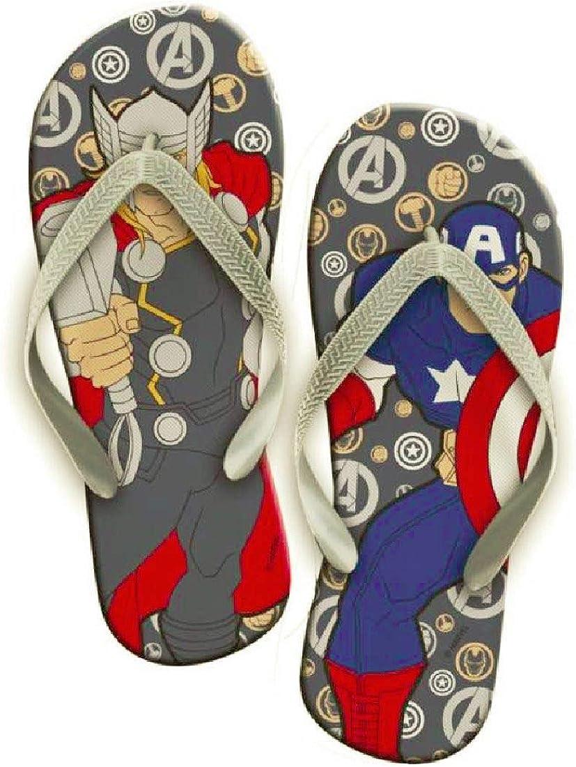 Avengers Ciabatte Infradito 50596 Grigio