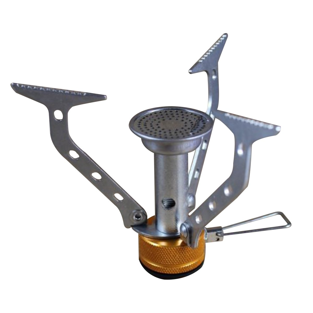 TopOne Backpacking Canister Rocket Camp Stove 3.9oz