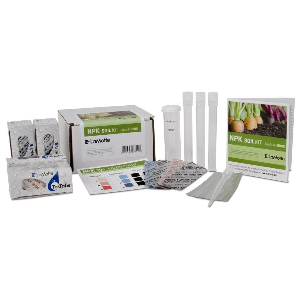 Amazon lamotte n p k soil test kit soil testers garden amazon lamotte n p k soil test kit soil testers garden outdoor nvjuhfo Choice Image