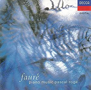 Faure: Piano Music