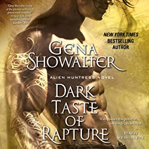 Dark Taste of Rapture Audiobook