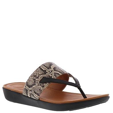 14a955148 FitFlop Womens Delta Toe Thong Sandals