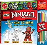 LEGO NINJAGO: How to Draw Ninja, Villains and More (Klutz)