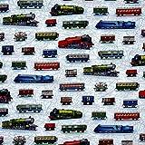 Mosaic Weighted Blankets Kids - Choochoo Train (Kids 38''x42'' - 7 lbs.)
