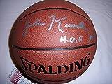 John Kundla Lakers HOF JSA Signed Basketball - Authentic Signed Autograph
