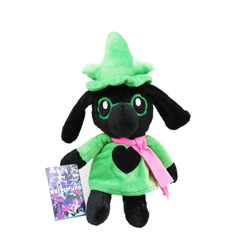 SYUSAMA Deltarune Ralsei Plush Doll Soft Stuffed Toy 14 Inch by SYUSAMA