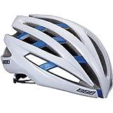 BBB ヘルメット イカロス BHE-05 ホワイト/ブルー