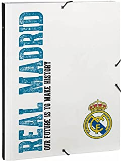 Atletico DE Madrid Carpeta con Solapas tamaño Folio: Amazon.es ...