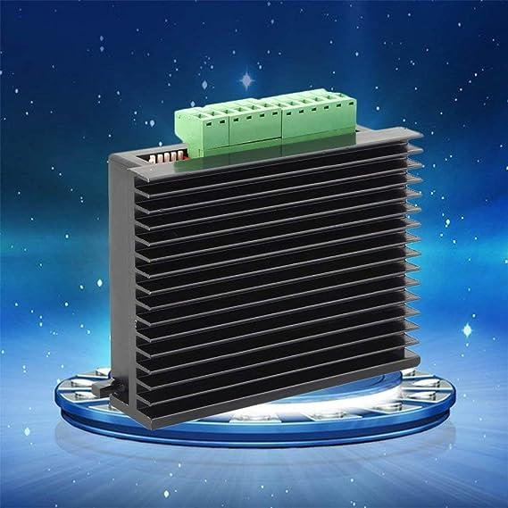 CNC Single Axis TB6600 0.2-5A Controlador de Controlador de Motor ...
