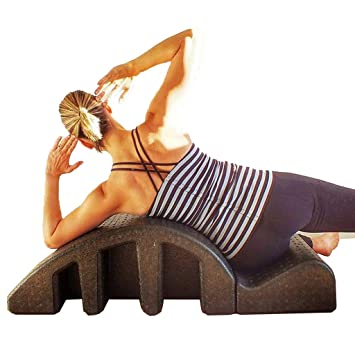 BAOFI Corrector De Columna Vertebral, Yoga Cama De Masaje ...