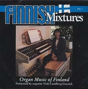 - Finnish Mixtures: Organ Music of Finland - Amazon.com Music