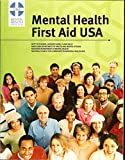 img - for Mental Health First Aid USA book / textbook / text book