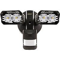 SANSI 18W Waterproof LED Security Lights With Adjustable Dual Head