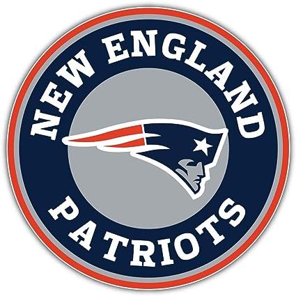 Amazon Com New England Patriots Logo Nfl Sport Decal 12 X 12 Sports Outdoors