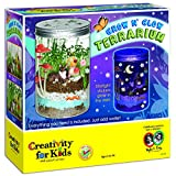 #10: Creativity for Kids Grow 'n Glow Terrarium
