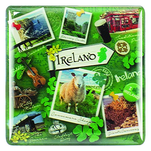Destination Ireland Range Magnet With Famous Irish Landmark Images ()