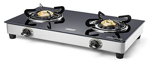 3. Eveready TGC2B Glass Top Gas Stove