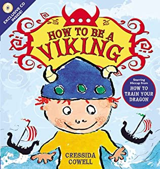 book cover of How to Be a Viking