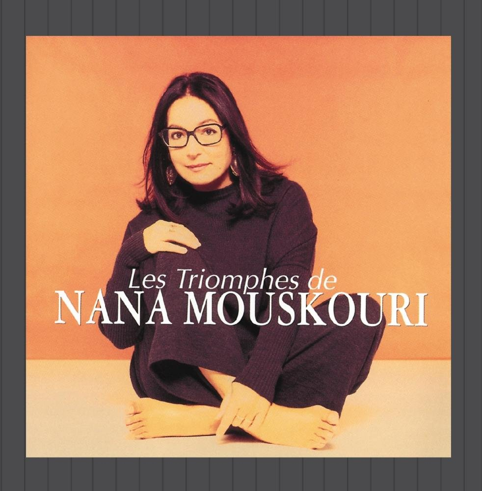 Triomphes De Nana Mouskouri Ranking Quantity limited TOP5