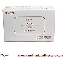 Airtel 4G Hotspot – E5573Cs 609 Portable Wi Fi Data Card  Lock